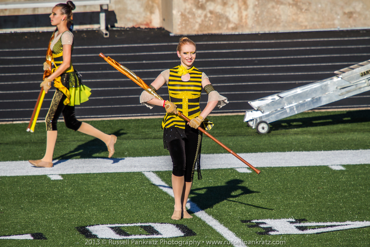 20131022 UIL Reg 18 Marching Contest-0412
