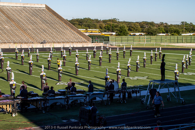 20131022 UIL Reg 18 Marching Contest-0423