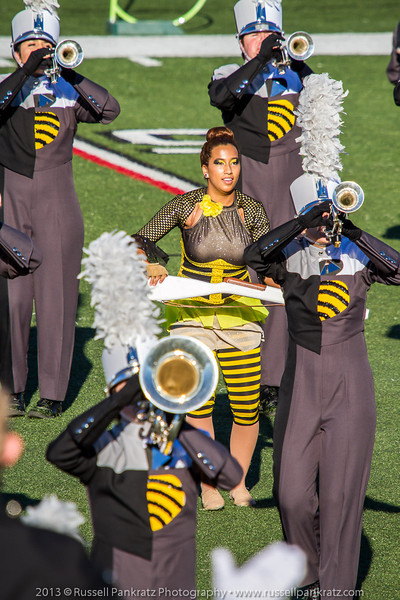 20131022 UIL Reg 18 Marching Contest-0482