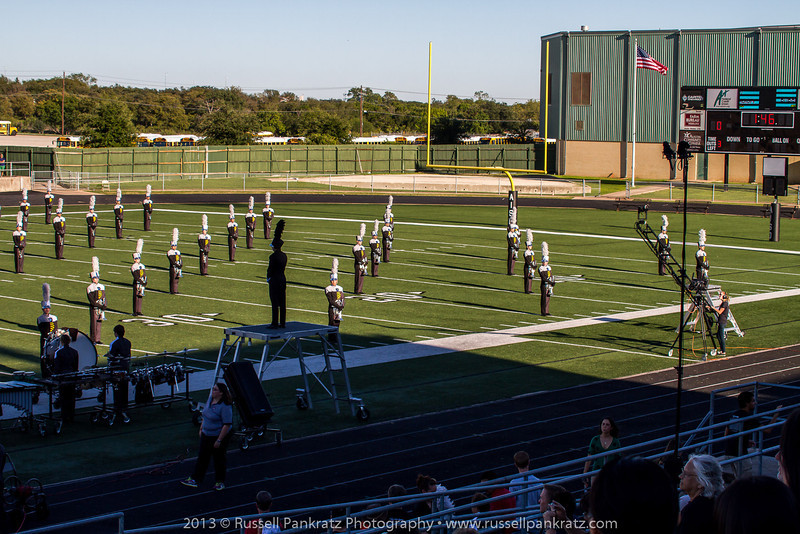 20131022 UIL Reg 18 Marching Contest-0424