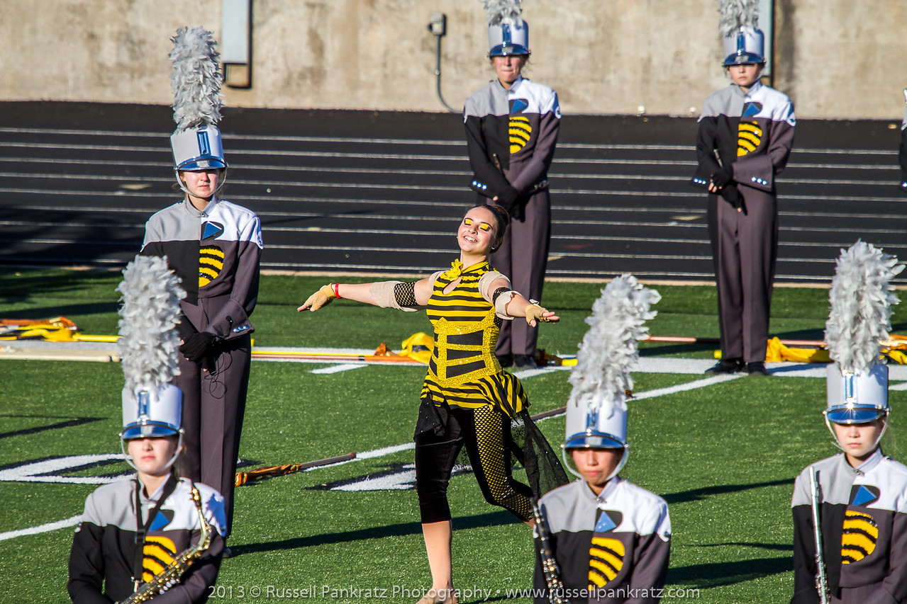 20131022 UIL Reg 18 Marching Contest-0441
