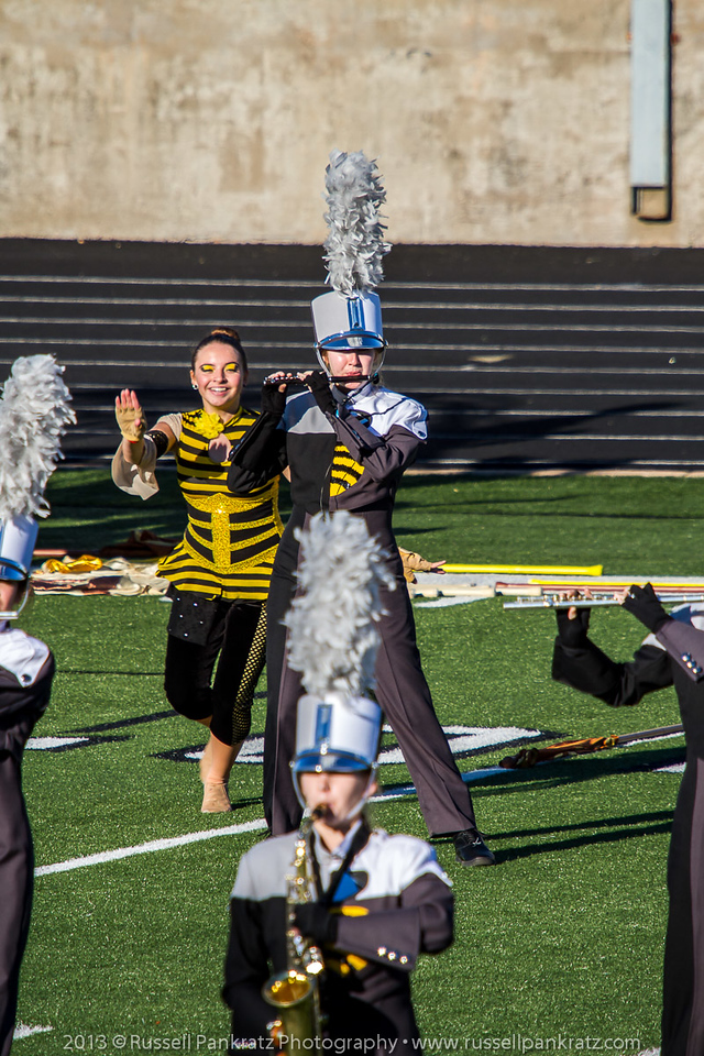 20131022 UIL Reg 18 Marching Contest-0455