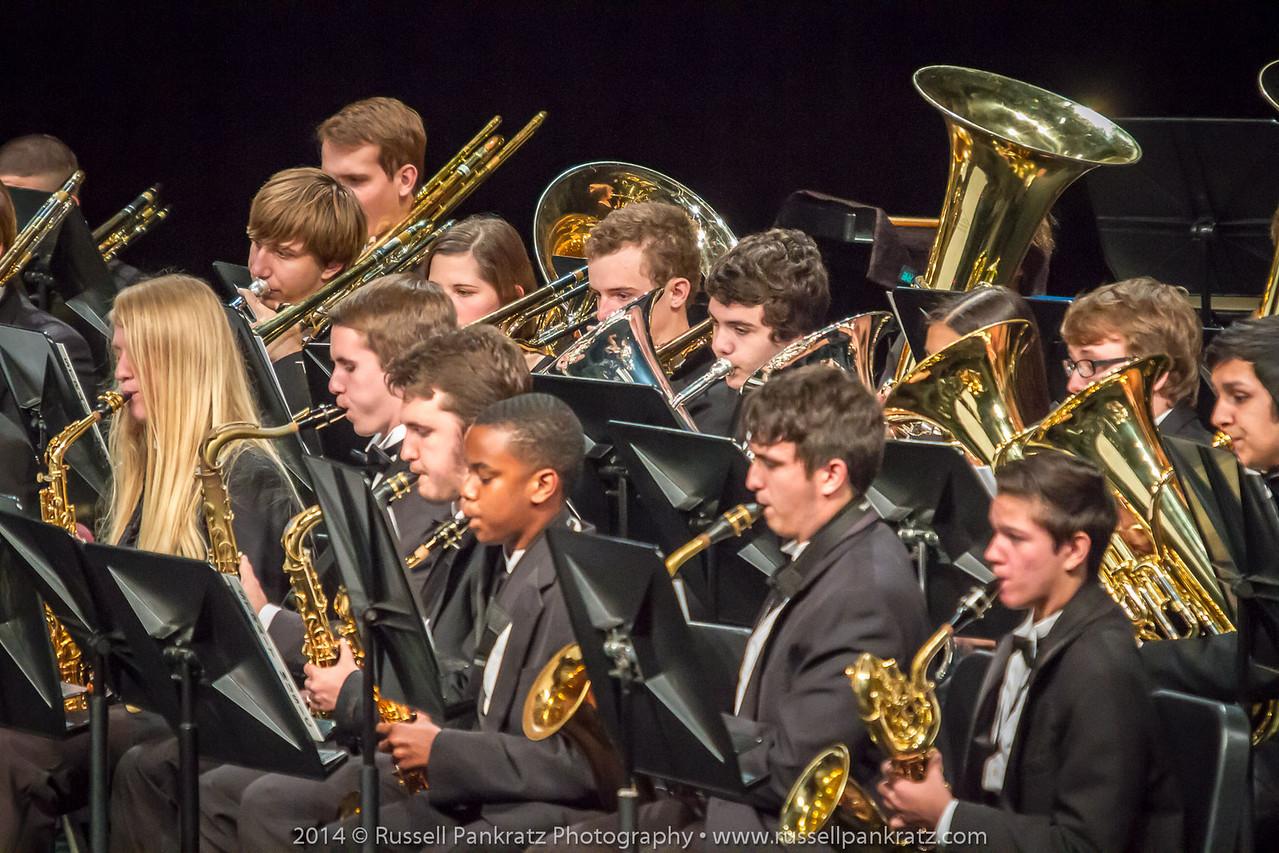 2014-01-18 TMEA-Region18 Symphonic Band-39