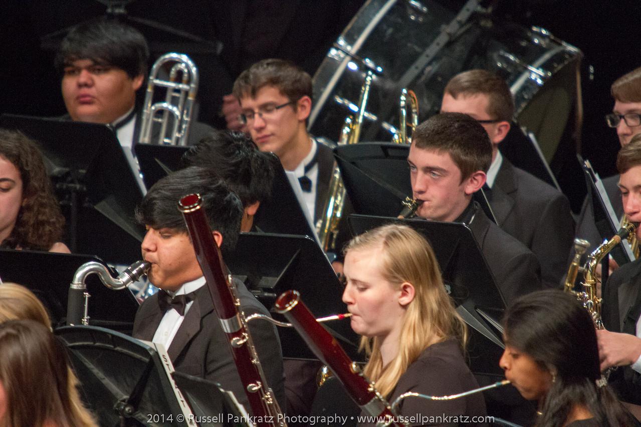 2014-01-18 TMEA-Region18 Symphonic Band-15