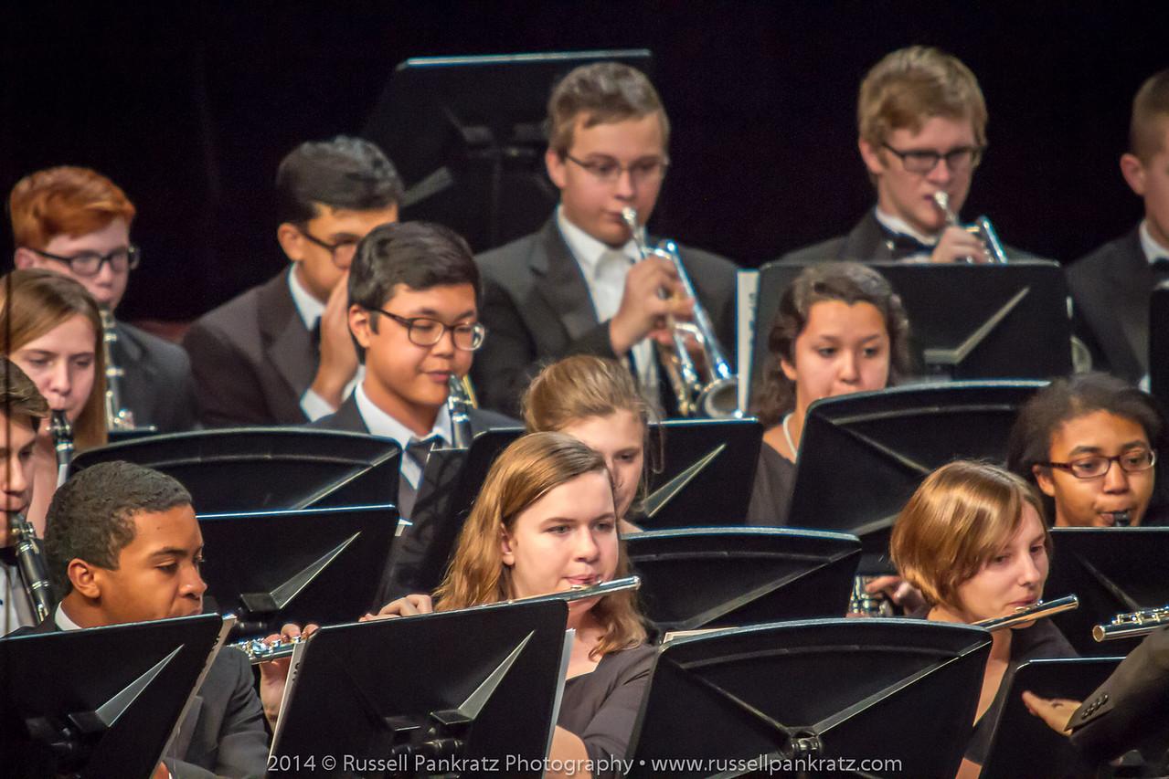 2014-01-18 TMEA-Region18 Symphonic Band-09
