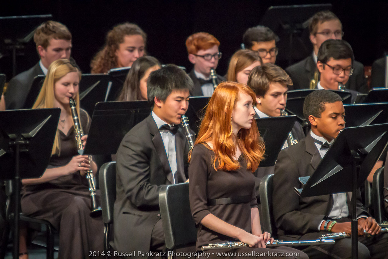 2014-01-18 TMEA-Region18 Symphonic Band-38