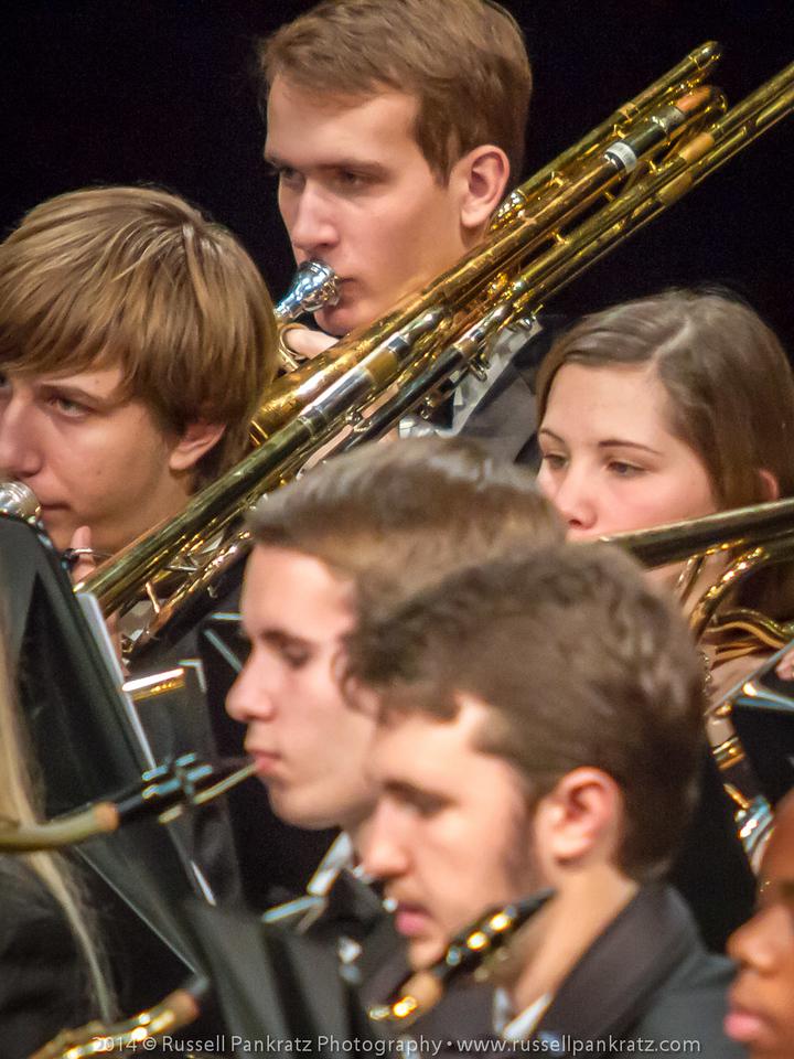 2014-01-18 TMEA-Region18 Symphonic Band-37