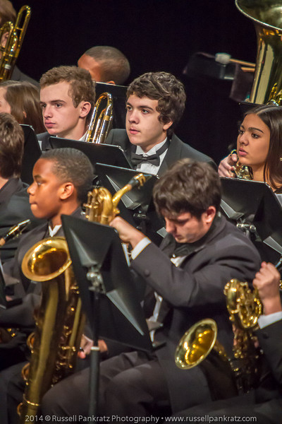 2014-01-18 TMEA-Region18 Symphonic Band-30