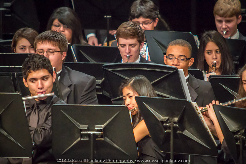 2014-01-18 TMEA-Region18 Symphonic Band-17