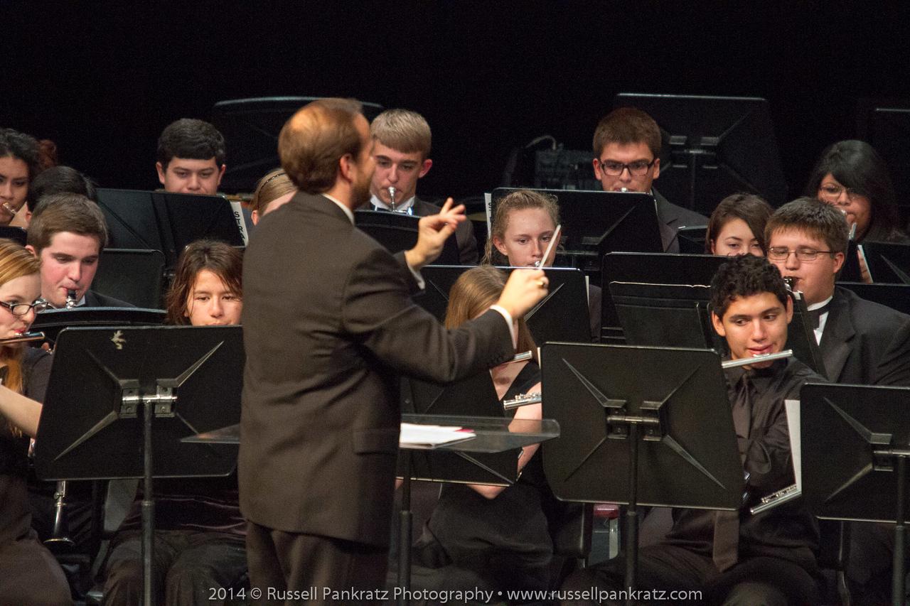 2014-01-18 TMEA-Region18 Symphonic Band-41