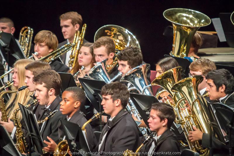 2014-01-18 TMEA-Region18 Symphonic Band-07