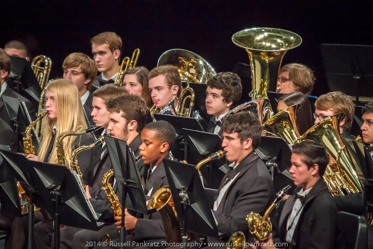 2014-01-18 TMEA-Region18 Symphonic Band-40
