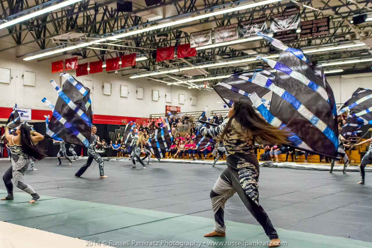 20140301 Bowie Indoor Festival - Open Guard-0679