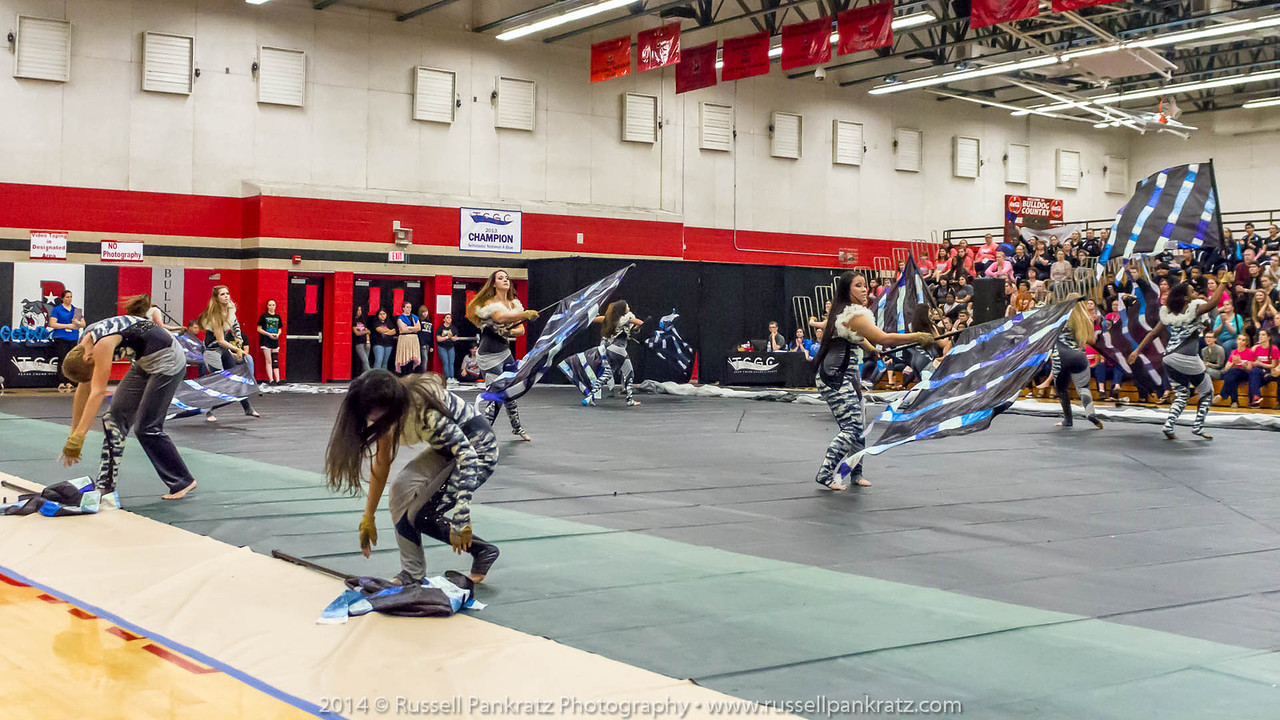 20140301 Bowie Indoor Festival - Open Guard-0710