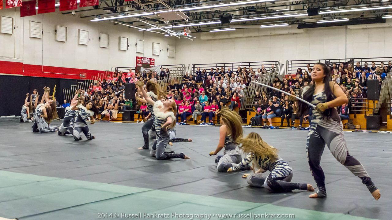 20140301 Bowie Indoor Festival - Open Guard-0388