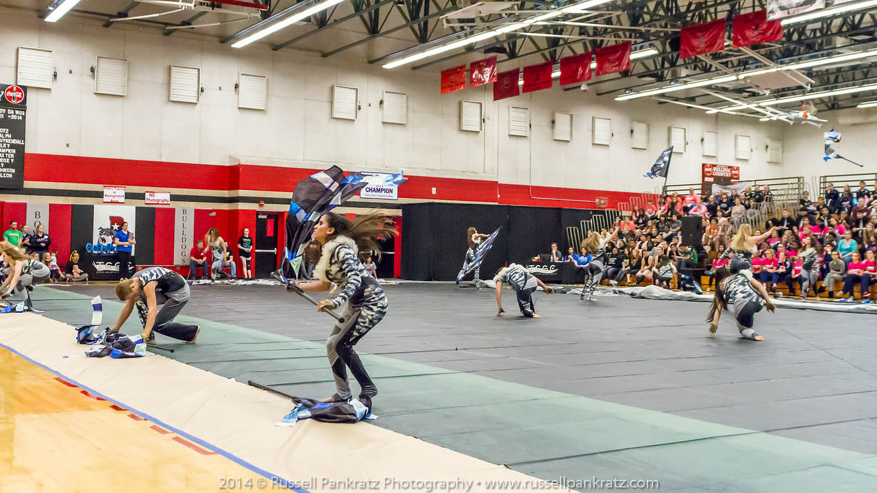 20140301 Bowie Indoor Festival - Open Guard-0717