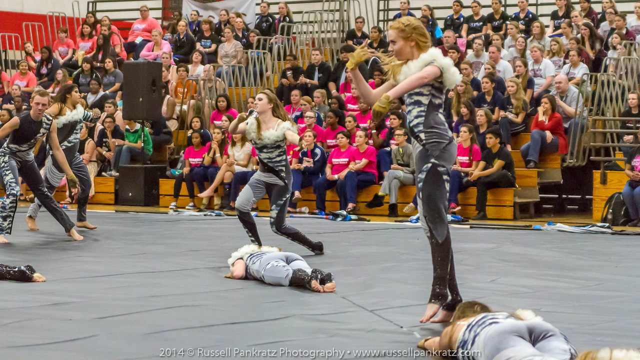 20140301 Bowie Indoor Festival - Open Guard-0398