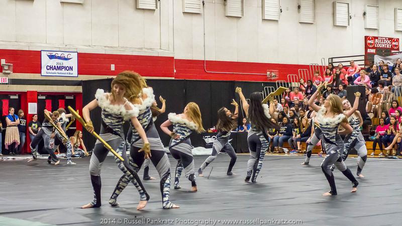 20140301 Bowie Indoor Festival - Open Guard-0564