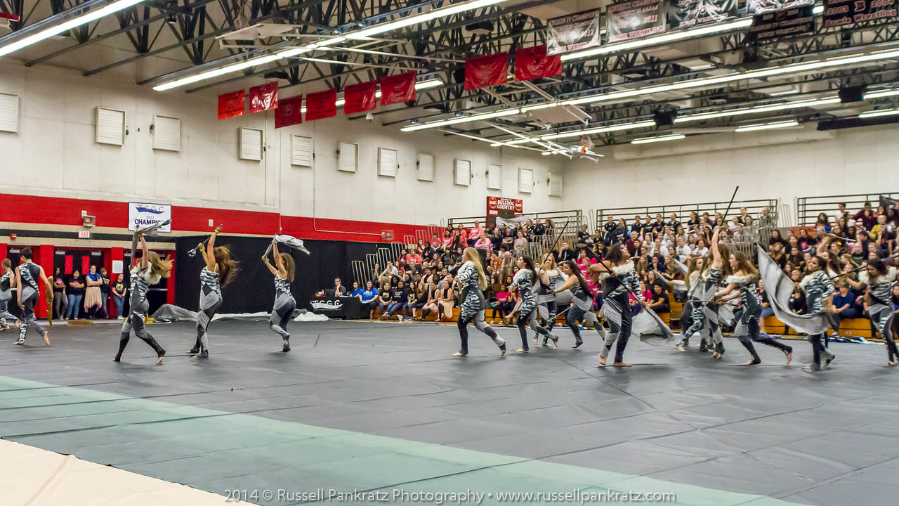 20140301 Bowie Indoor Festival - Open Guard-0500