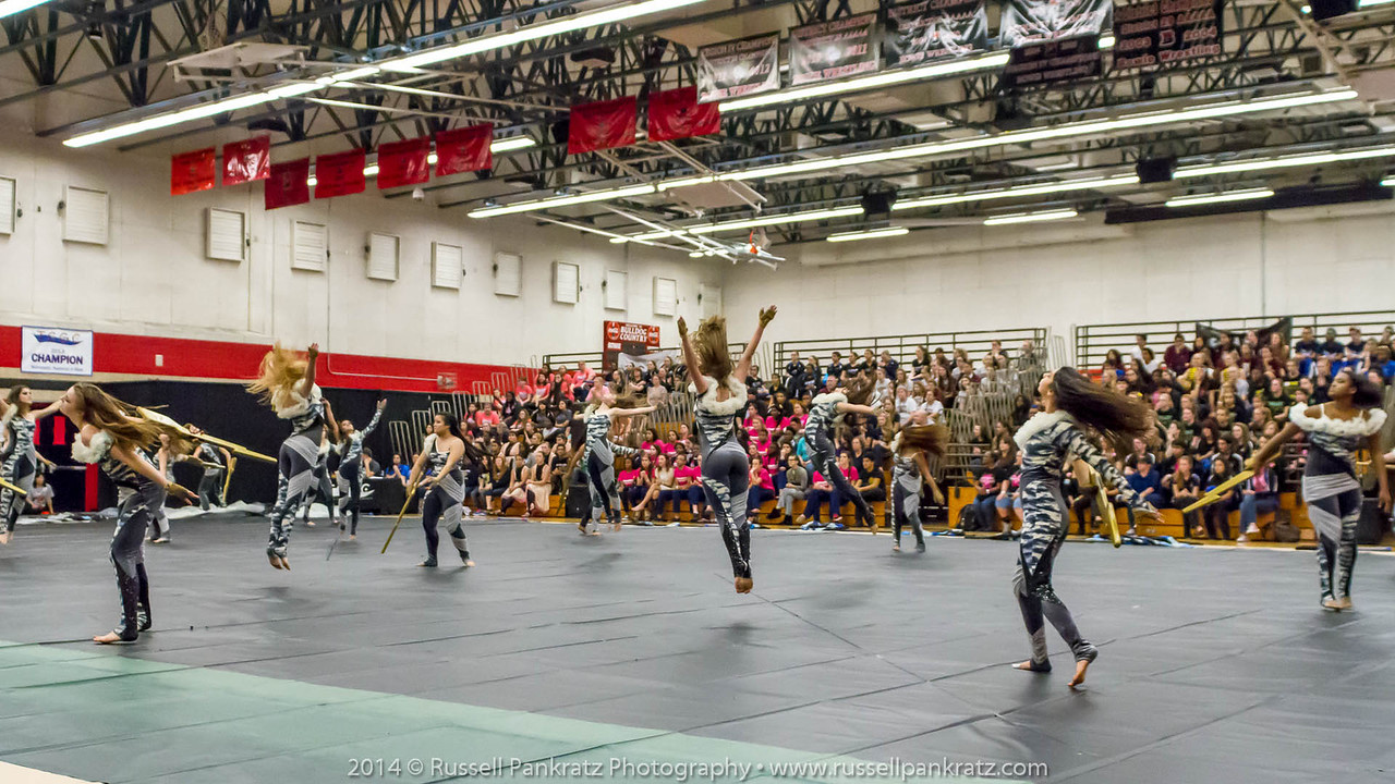 20140301 Bowie Indoor Festival - Open Guard-0558