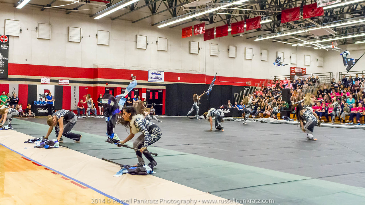 20140301 Bowie Indoor Festival - Open Guard-0718