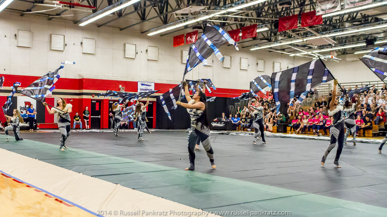 20140301 Bowie Indoor Festival - Open Guard-0695