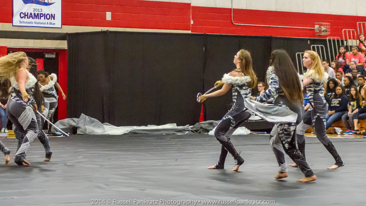 20140301 Bowie Indoor Festival - Open Guard-0503