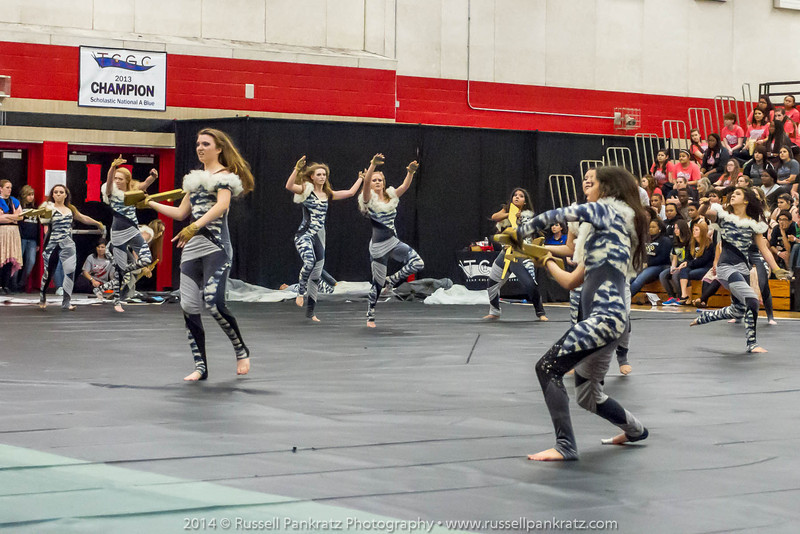 20140301 Bowie Indoor Festival - Open Guard-0525