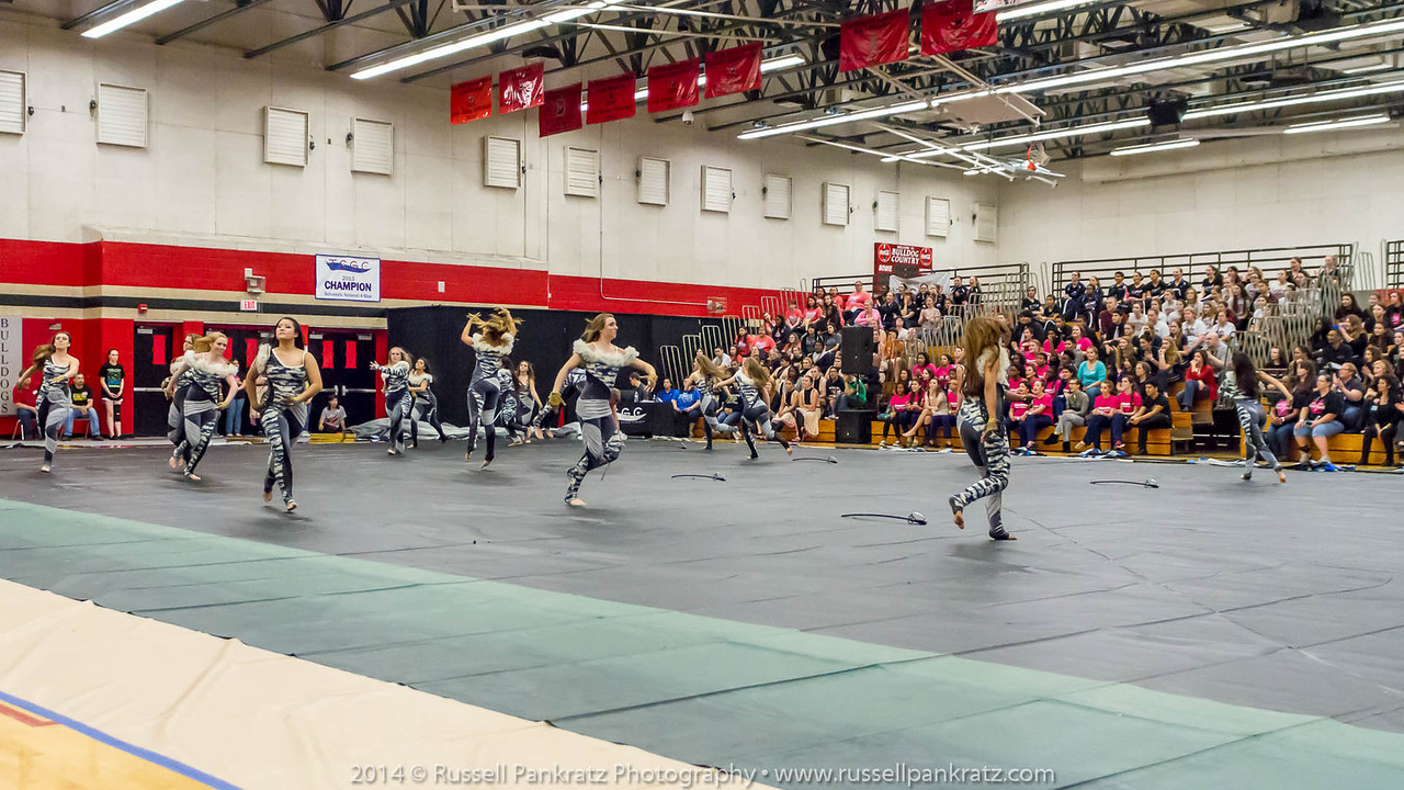 20140301 Bowie Indoor Festival - Open Guard-0361