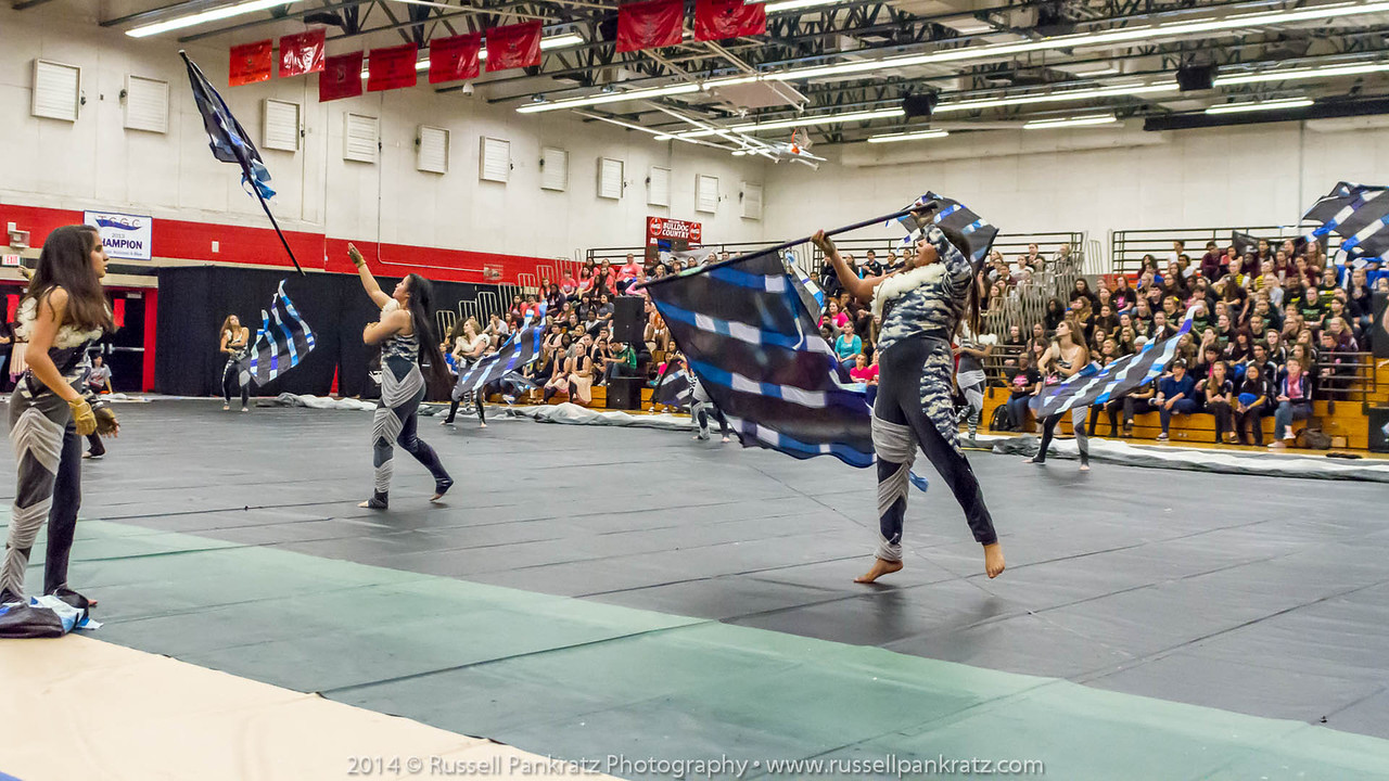 20140301 Bowie Indoor Festival - Open Guard-0713
