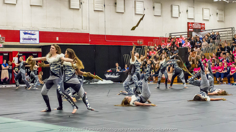 20140301 Bowie Indoor Festival - Open Guard-0567