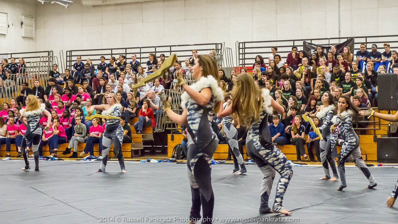 20140301 Bowie Indoor Festival - Open Guard-0573
