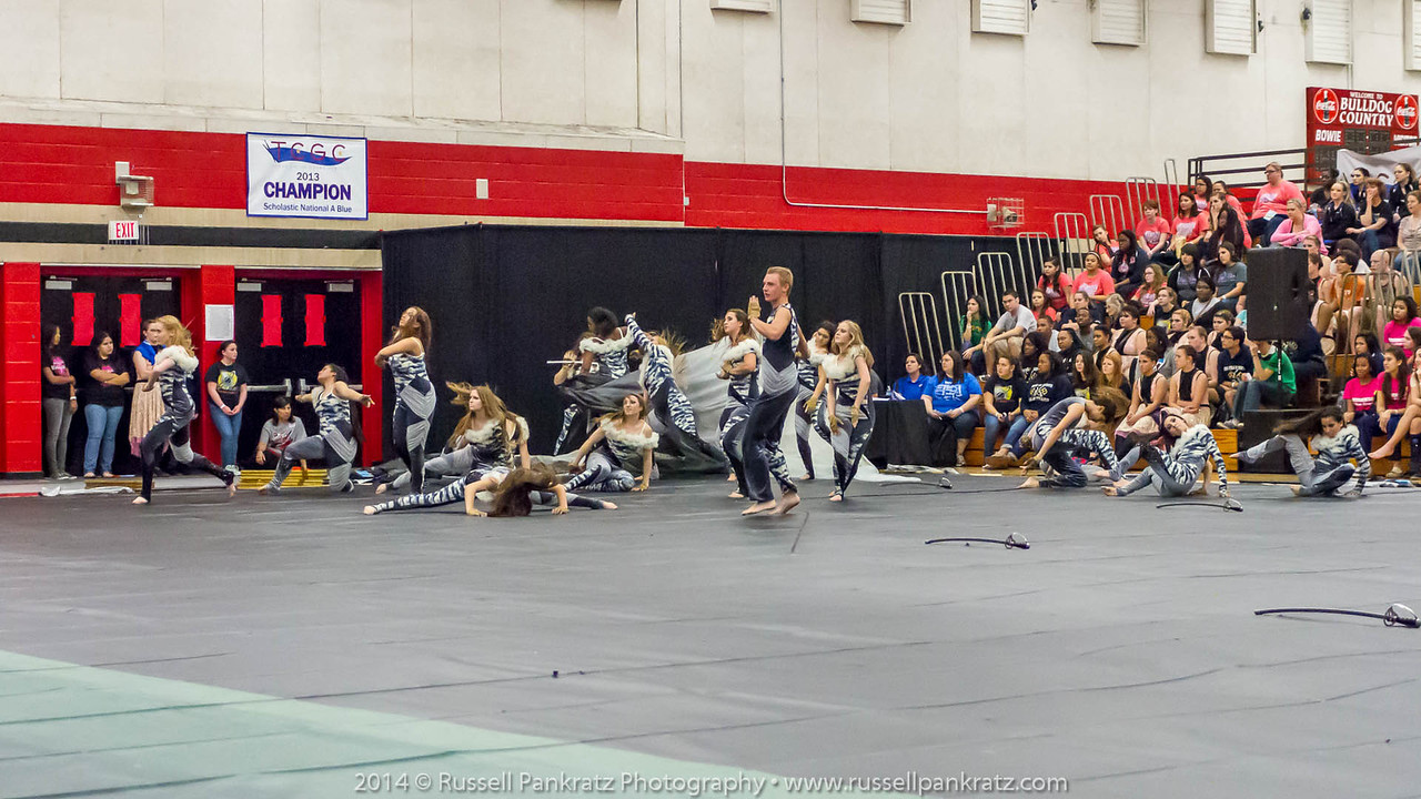 20140301 Bowie Indoor Festival - Open Guard-0349