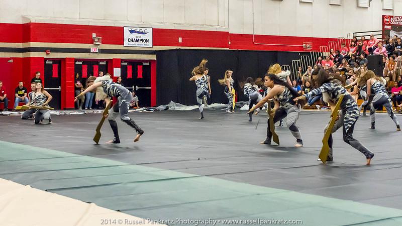 20140301 Bowie Indoor Festival - Open Guard-0531