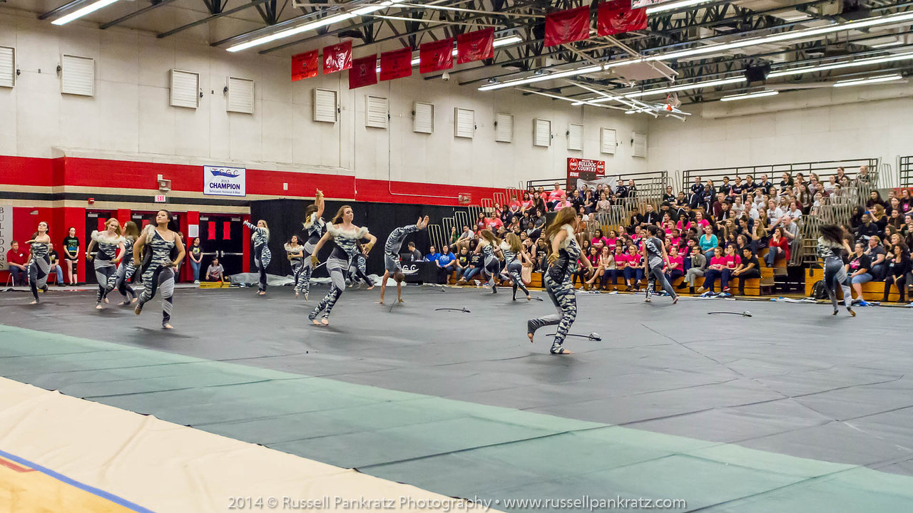 20140301 Bowie Indoor Festival - Open Guard-0359