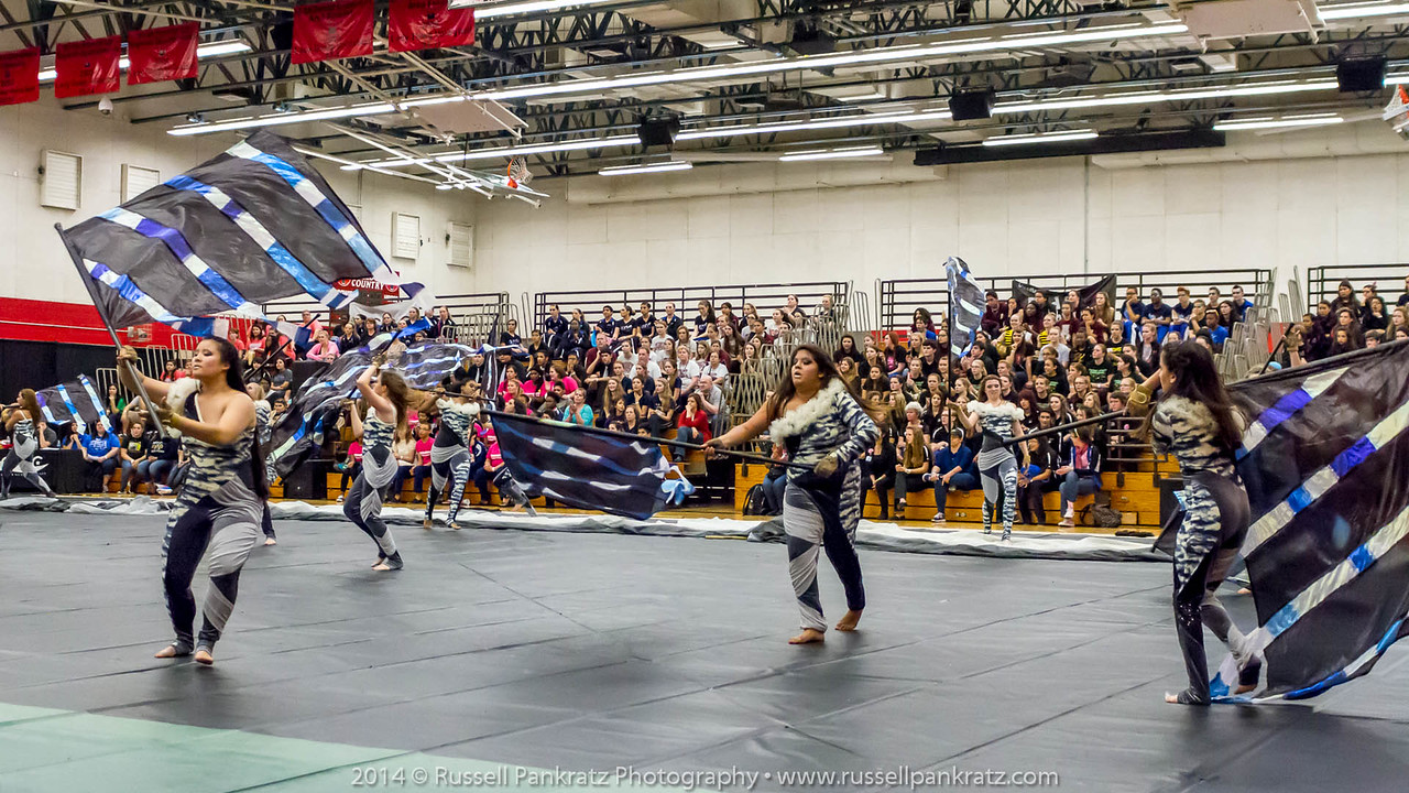 20140301 Bowie Indoor Festival - Open Guard-0675