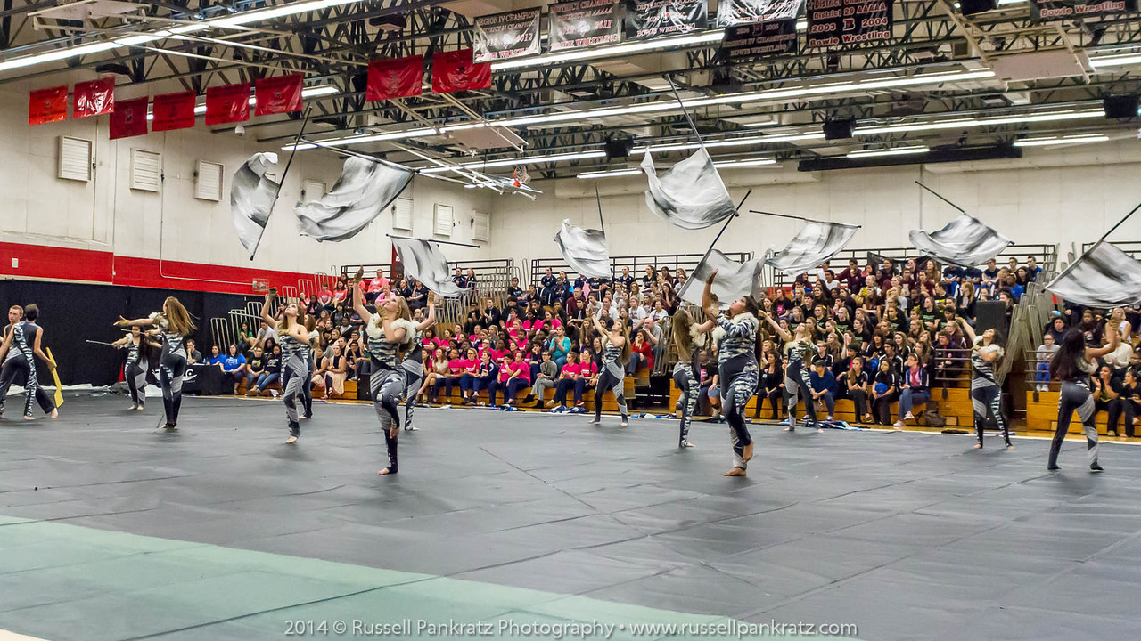 20140301 Bowie Indoor Festival - Open Guard-0475