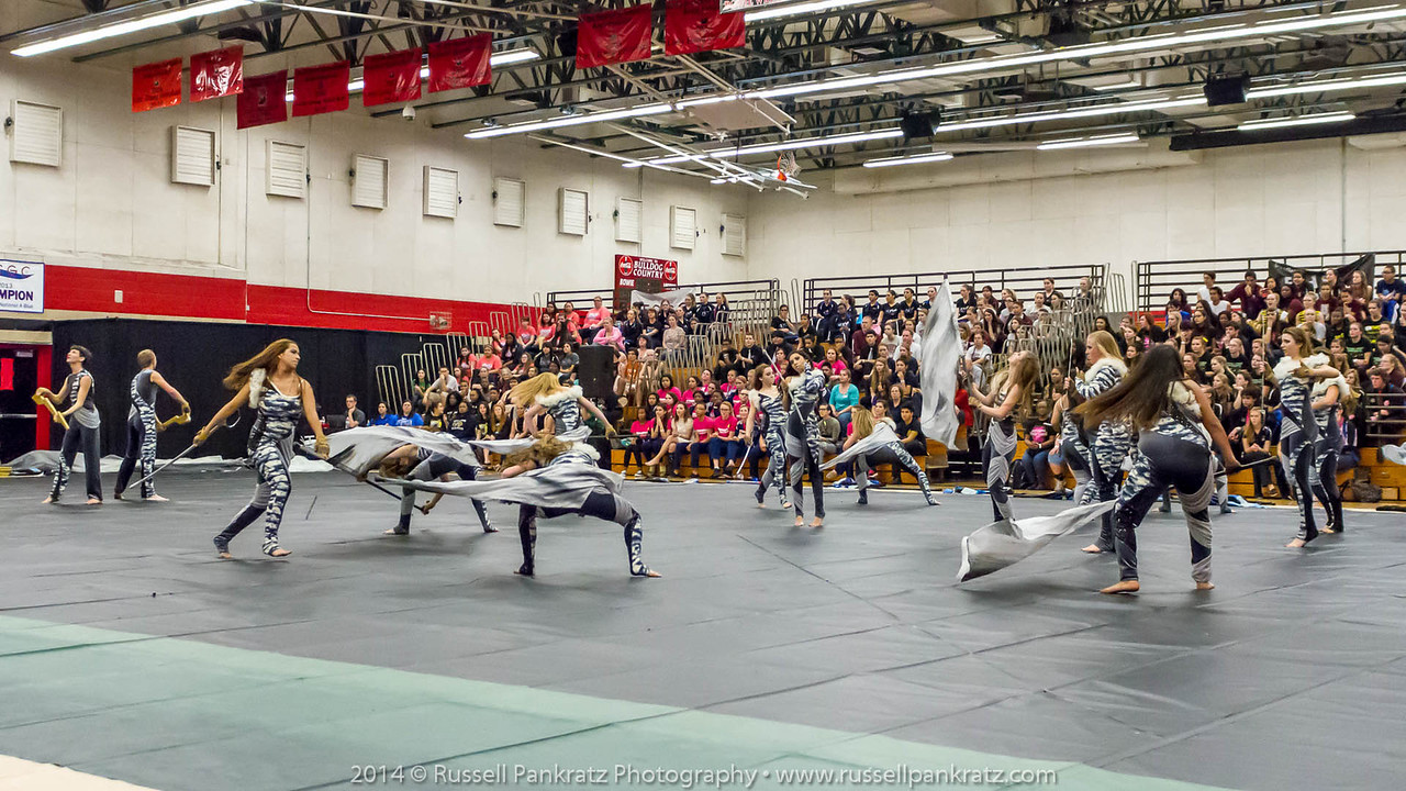 20140301 Bowie Indoor Festival - Open Guard-0485