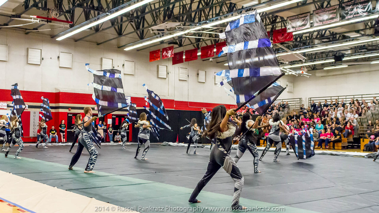 20140301 Bowie Indoor Festival - Open Guard-0701