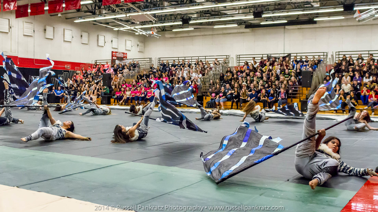 20140301 Bowie Indoor Festival - Open Guard-0691