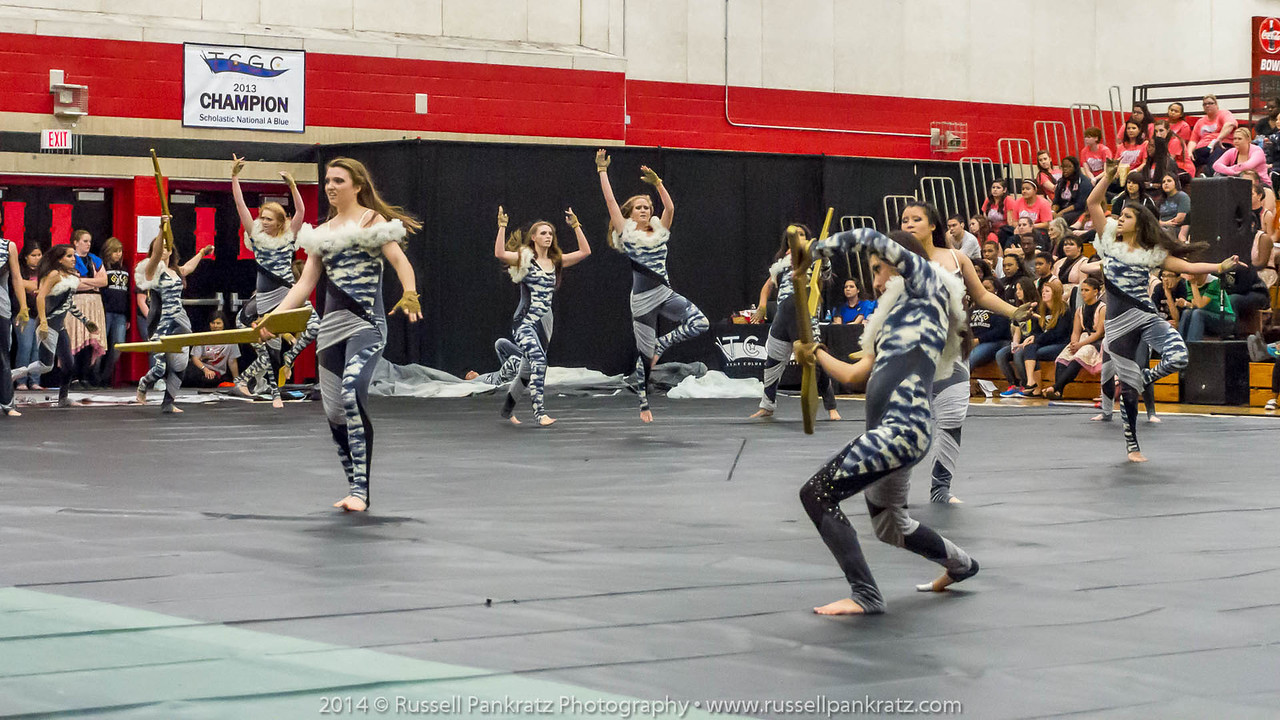 20140301 Bowie Indoor Festival - Open Guard-0526
