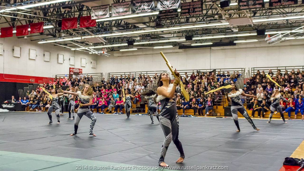 20140301 Bowie Indoor Festival - Open Guard-0555
