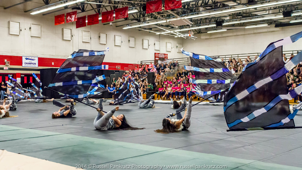20140301 Bowie Indoor Festival - Open Guard-0687