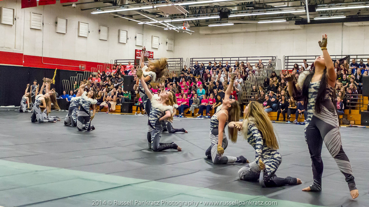 20140301 Bowie Indoor Festival - Open Guard-0386
