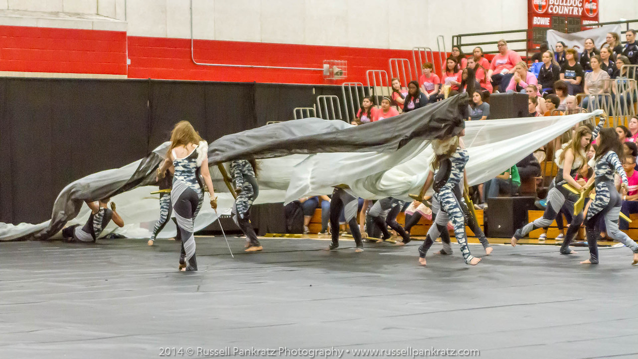 20140301 Bowie Indoor Festival - Open Guard-0590