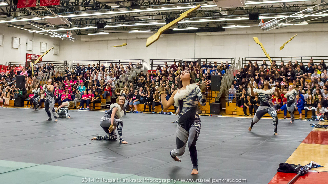 20140301 Bowie Indoor Festival - Open Guard-0543