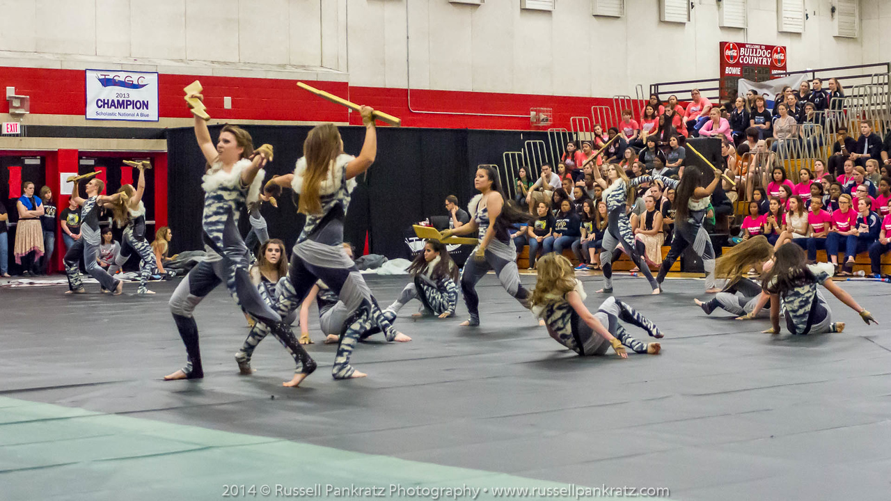 20140301 Bowie Indoor Festival - Open Guard-0565