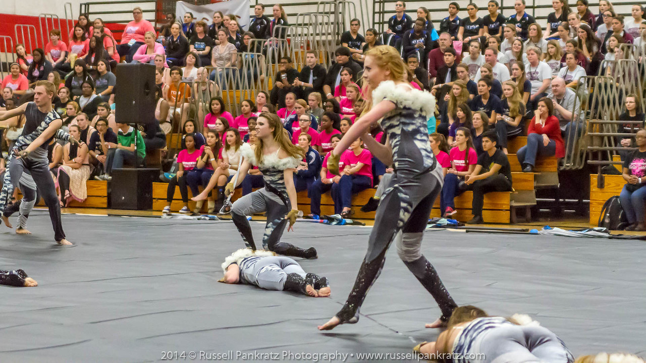 20140301 Bowie Indoor Festival - Open Guard-0397