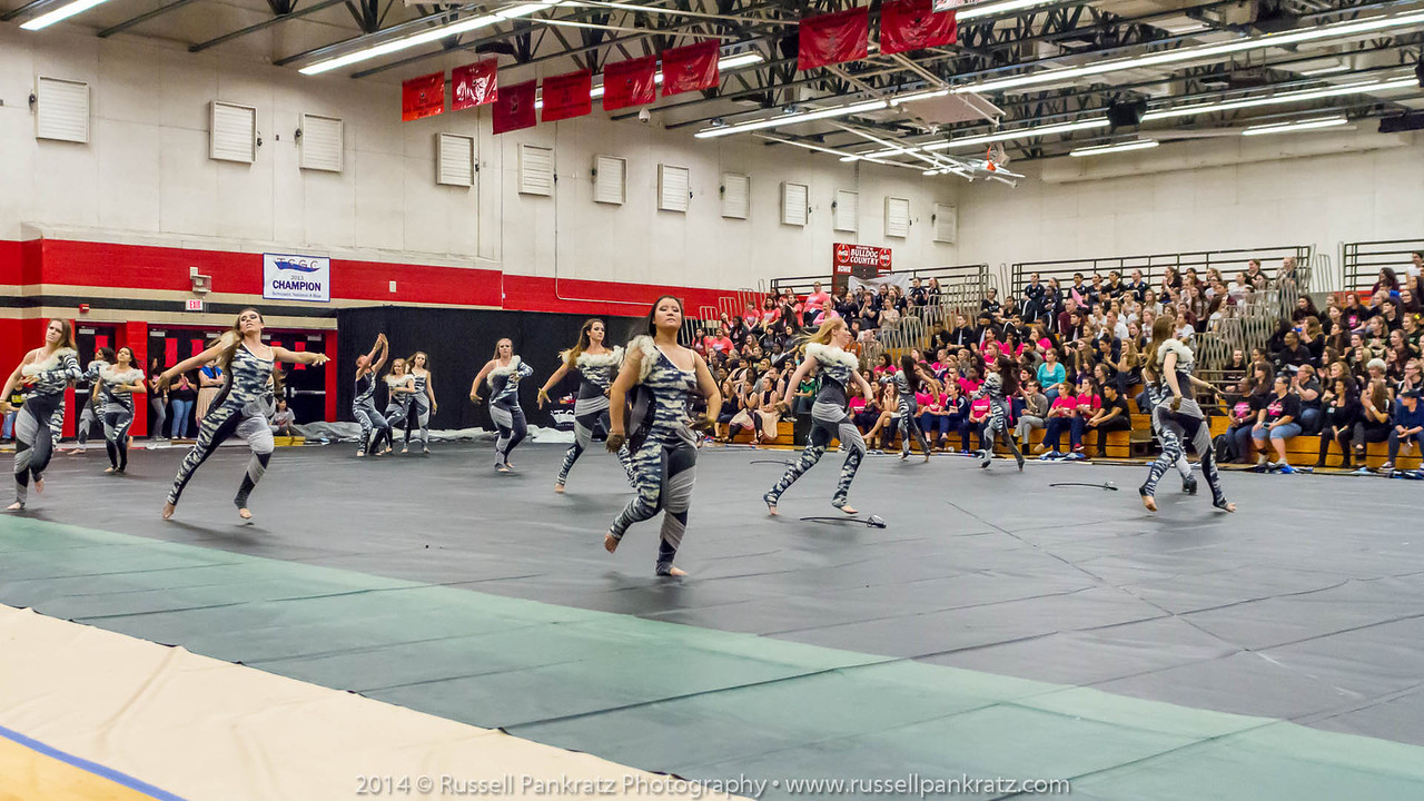 20140301 Bowie Indoor Festival - Open Guard-0366