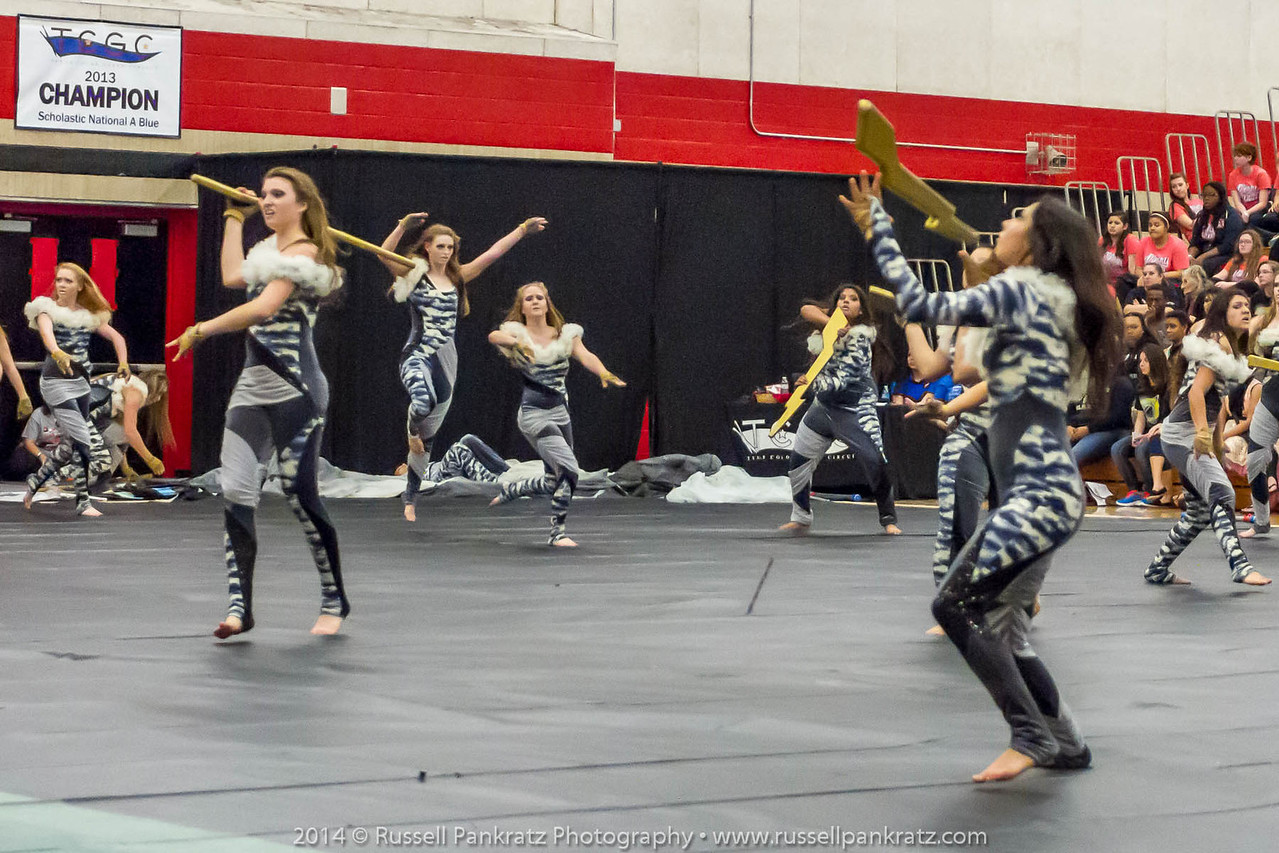 20140301 Bowie Indoor Festival - Open Guard-0524